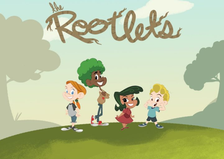 Welcome to The Rootlets' Virtual World!