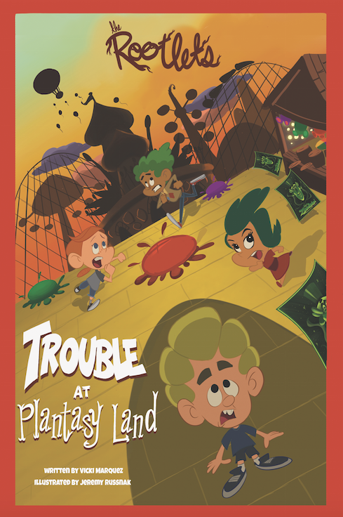 Trouble at Plantasy Land