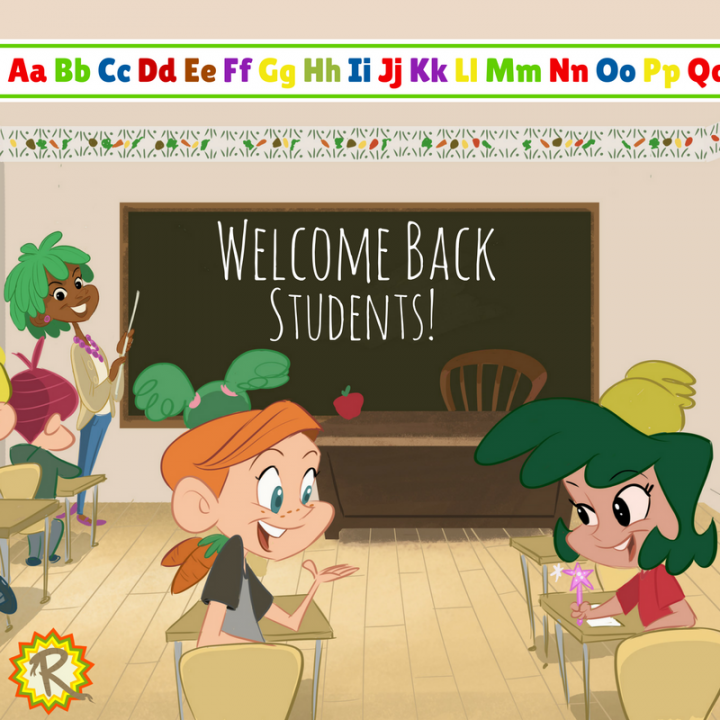 The Rootlets are ready for school…are you?