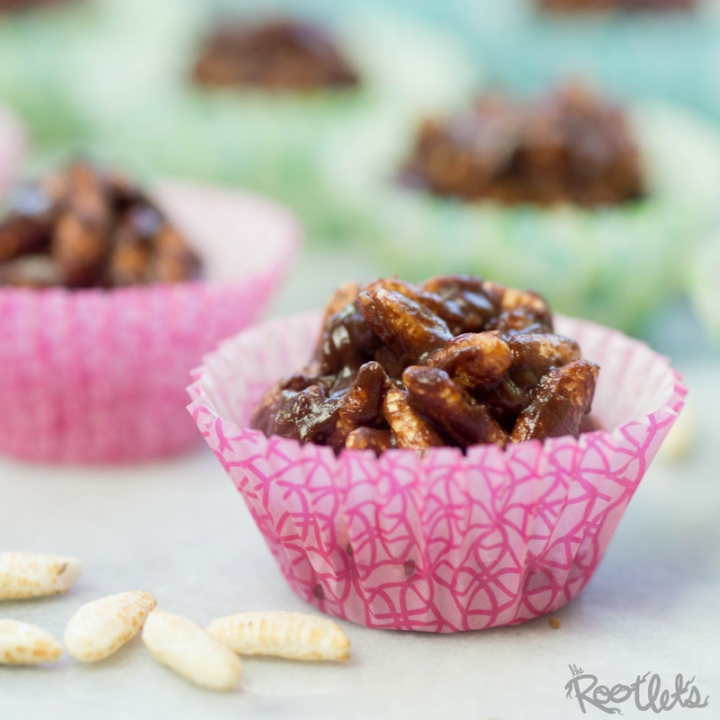 Crazy for Cacao Crispies!